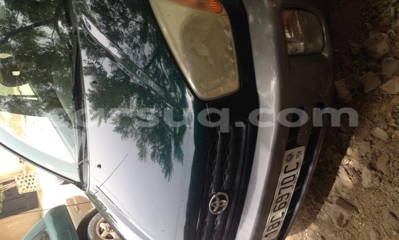 Acheter Voiture Toyota 4Runner Vert à N'Djamena en Tchad