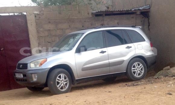 Acheter Voiture Toyota RAV4 Gris à N'Djamena en Tchad