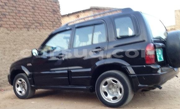 Acheter Voiture Toyota RAV4 Noir à N'Djamena en Tchad