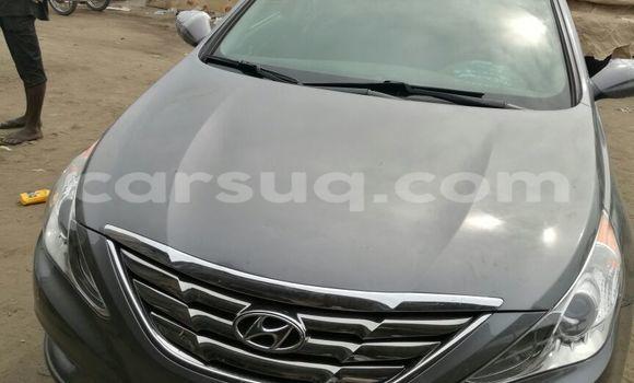 Acheter Voiture Hyundai Sonata Gris à N'Djamena en Tchad