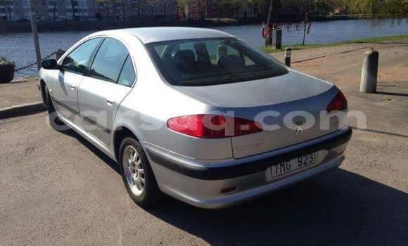 Acheter Voiture Peugeot 607 Noir à N'Djamena en Tchad