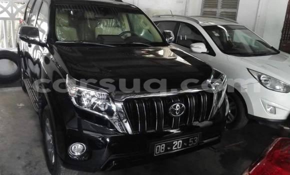 Acheter Voiture Toyota Prado Noir à N'Djamena en Tchad