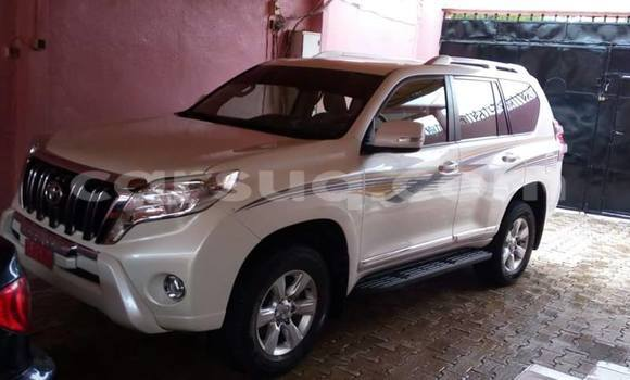 Acheter Voiture Toyota Land Cruiser Prado Noir à N'Djamena en Tchad