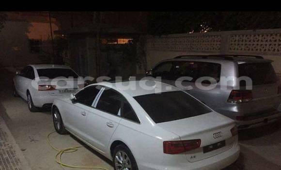 Acheter Voiture Audi A4 Noir à N'Djamena en Tchad