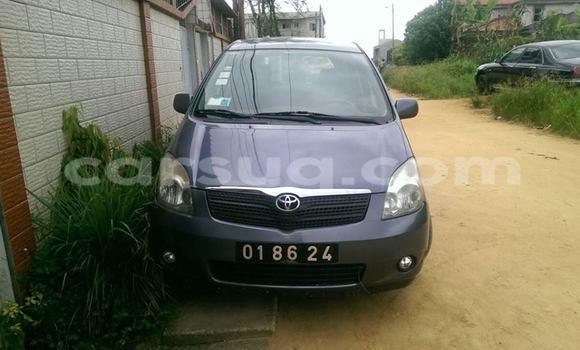 Acheter Voiture Toyota Verso Autre à N'Djamena en Tchad