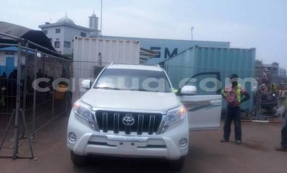 Acheter Voiture Toyota Prado Autre à N'Djamena en Tchad