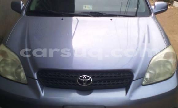 Acheter Voiture Toyota Matrix Autre à N'Djamena en Tchad