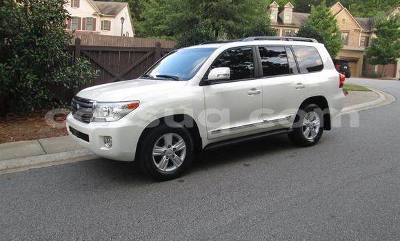 Acheter Voiture Toyota Land Cruiser Blanc à Am Timan en Tchad