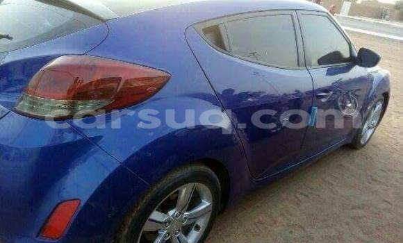 Acheter Voiture Hyundai Veloster Bleu à N'Djamena en Tchad