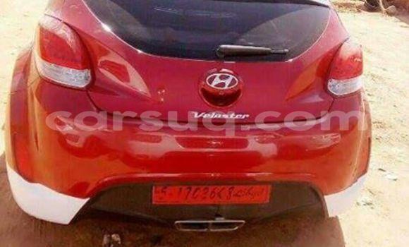 Acheter Voiture Hyundai Veloster Rouge à N'Djamena en Tchad