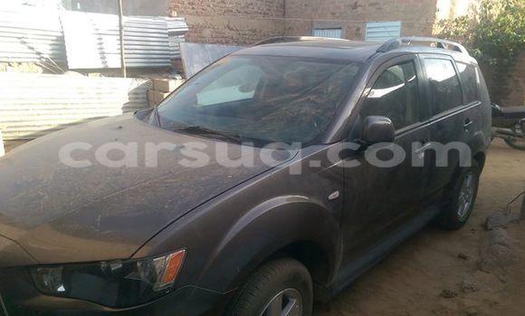 Acheter Voiture Mitsubishi Outlander Noir à N'Djamena en Tchad