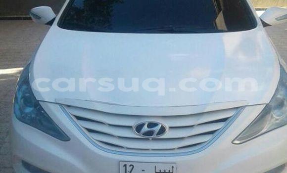 Acheter Voiture Hyundai Sonata Blanc à N'Djamena en Tchad