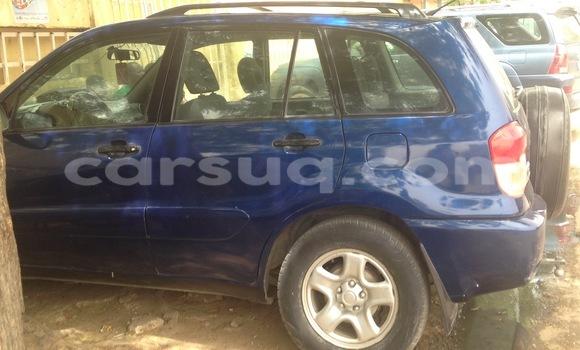 Acheter Voiture Toyota RAV4 Bleu à N'Djamena en Tchad